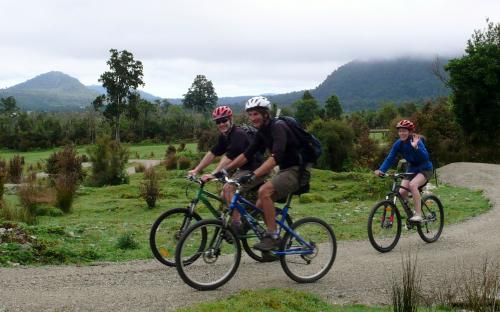 New Zealand  Bicycling